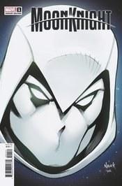 Moon Knight #1 Nauck Headshot Var
