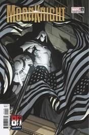 Moon Knight #1 Captain America 80th Var