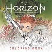 Official Horizon Zero Dawn Momoko Coloing Book (Mr)