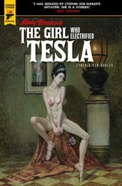 Minky Woodcock Girl Who Electrified Tesla Tp Vol 02 (Mr)