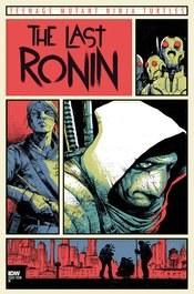 Tmnt The Last Ronin #4 (Of 5) Wachter 1:10 Var
