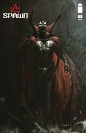 King Spawn #1 Cvr A Lee