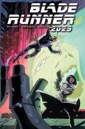 Blade Runner 2029 #8 Cvr A Mccrea (Mr)