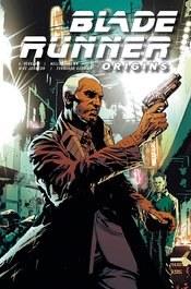 Blade Runner Origins #6 Cvr A Guice (Mr)