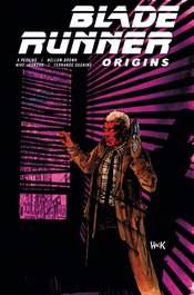 Blade Runner Origins #6 Cvr C Hack (Mr)
