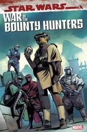Star Wars War Bounty Hunters Boushh #1