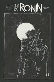 Tmnt The Last Ronin Design Archive #1
