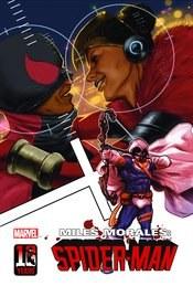 Miles Morales Spider-Man #31