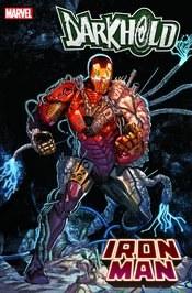 Darkhold Iron Man #1