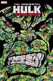 Immortal Hulk #50 Mr Garcin Var