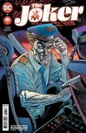 Joker #7 Cvr A Guillem March
