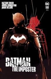 Batman The Imposter #1 (Of 3)Cvr A Andrea Sorrentino (Mr)