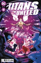 Titans United #2 (Of 7) Cvr A Campbell