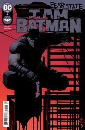I Am Batman #3 Cvr A Zaffino