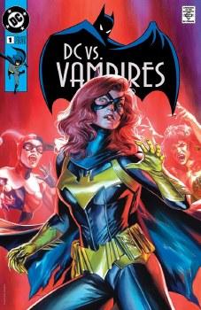 Dc Vs Vampires #1 (Of 12) Felipe Massafera Cvr A (10/26/21)