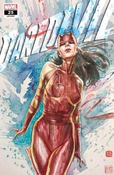 Daredevil #25 David Mack 2nd Print Cover A