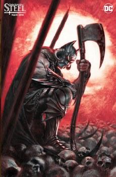Dark Knights of Steel #1 Gabriel Dell'Otto Cvr B (11/2/21)