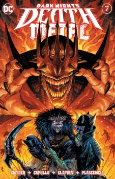 Dark Nights Death Metal #7 Tyler Kirkham Cover A Variant