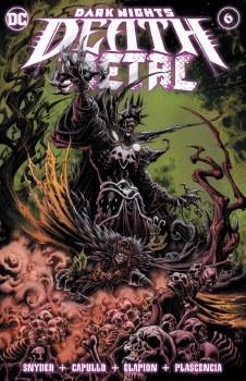 Dark Nights Death Metal #6 Kyle Hotz Cover A Variant