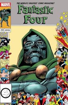 Fantastic Four #33 Scot EatonVintage Marvel Frame (6/16/21)