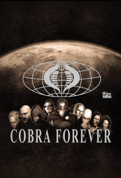 GI Joe #276 Hal Laren Wu-tang Homage Cover A Cobra Forever Variant