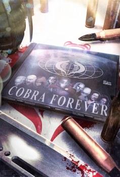 GI Joe #276 Hal Laren Wu-tang Homage Cover B Cobra Forever Desktop Variant