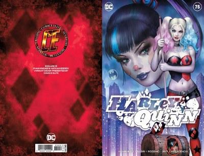 Harley Quinn #75 Ryan Kincaid & Nathan Szerdy Cover A Var