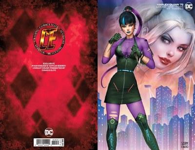 Harley Quinn #75 Ryan Kincaid & Nathan Szerdy Cover B Var