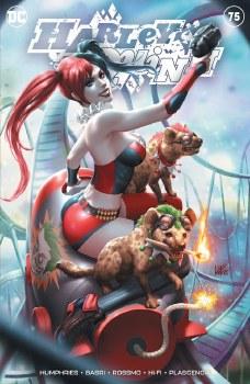 Harley Quinn #75 Kendirck Lim Cover A Var