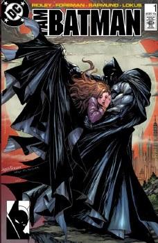 I Am Batman #1 Tyler Kirkham Cvr A (9/29/21)