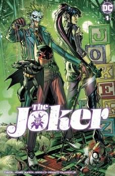 Joker #1 Jonboy Myers Cover AVariant