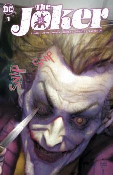 Joker #1 Ryan Brown Cover A Variant