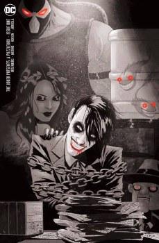 Joker Puzzlebox #1 Megan Hutchison-Cates Cvr B Var (8/3/21)