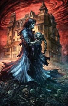 Locke & Key Sandman Hell & Gone #1 Alan Quah Virgin Variant