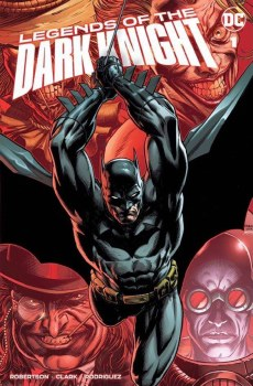 Legends of the Dark Knight #1Jason Fabok Cover A Variant