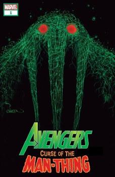 Avengers Curse Man-Thing #1 Gleason Var
