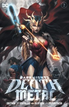 Dark Nights Death Metal #2 Kendrick Lim Cover A Variant
