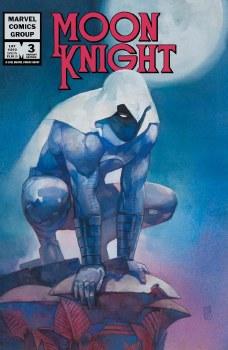 Moon Knight #3  Alex Maleev Var (9/22/21)