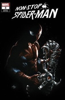 Non-Stop Spider-Man #3 Gabriele Dell'Otto Cover A Variant