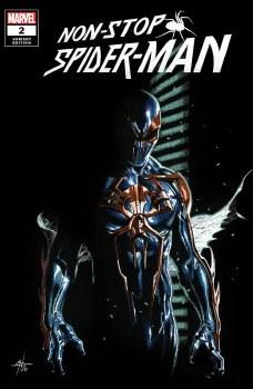 Non-Stop Spider-Man #2 Gabriele Dell'Otto Cover A Variant
