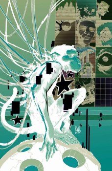 Primordial #1 Ken Lashley  Cover B Var with COA  (9/15/21)