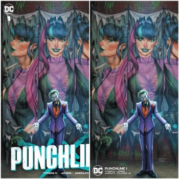 Punchline #1 Ryan Kincaid Cover Bundle