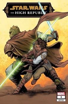 Star Wars High Republic #3 Minkyu Yung Cover A Variant