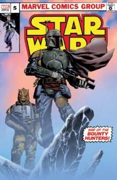 SW War Bounty Hunters #5 MikeMcKone Var (10/6/21)