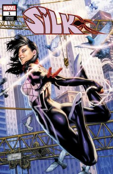 Silk #1 Unknown Comics Jay Anacleto Cover A Variant