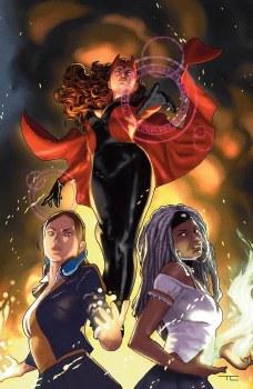 Strange Academy #9 Taurin Clarke Cover B Virgin Variant