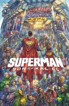 Superman Son of Kal El #1 AlanQuah Cover A Variant (7/27/21)