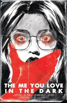 The Me You Love in the Dark #1 Megan Hutchison-Cates Cover B w/ COA (8/4/21)