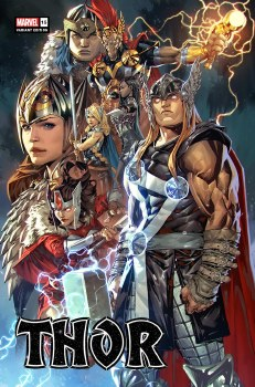 Thor #15 Kael Ngu Cover A Variant (7/14/21)