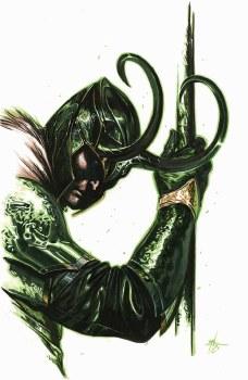Thor #16 Gabriele Dell'Otto Cover B Var (8/25/21)
